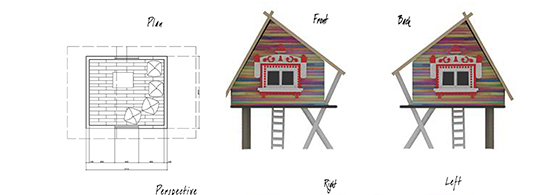 Alyona Dekhtyar playhouse