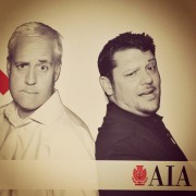 Bob Borson and Andrew Hawkins AIA National Convention 2013