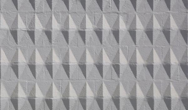 CMU Block Diamond Patterned