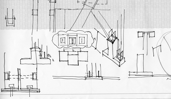 Bob Borson construction sketch 01