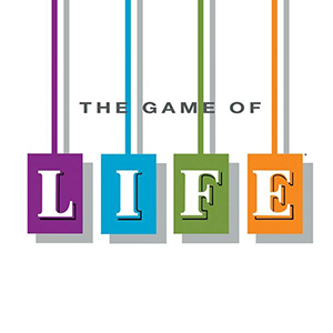 The Game of Life by Milton Bradley