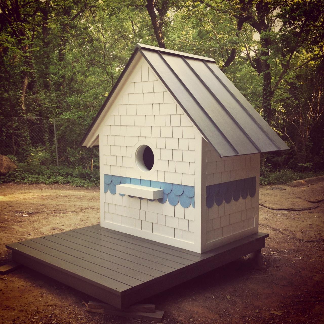 Bird Playhouse