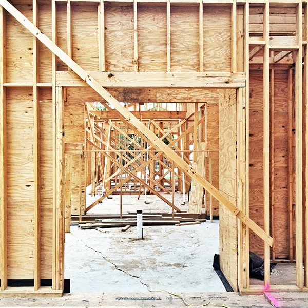 residential construction framing cost plus fee contracts
