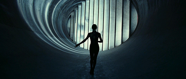 Trudelturm Wind Tunnel Aeon Flux movie