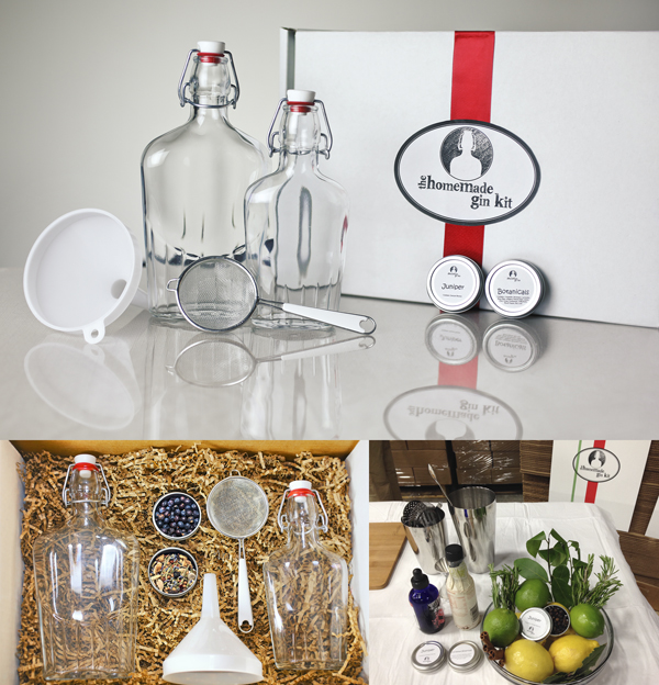 HomeMade Gin Kit