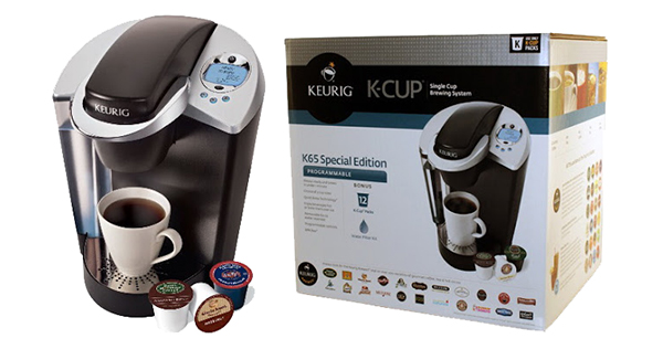 Keurig K65 Special Edition Gourmet Single-Cup Home-Brewing System