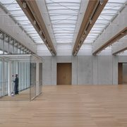 Renzo Piano Kimbell Art Museum Sneak Peek