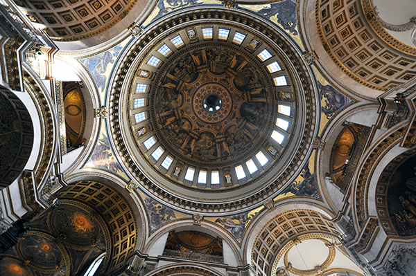 Saint Paul's Cathedral Dome