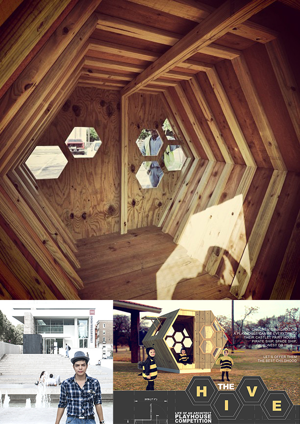 life of an architect playhouse design competition 2014