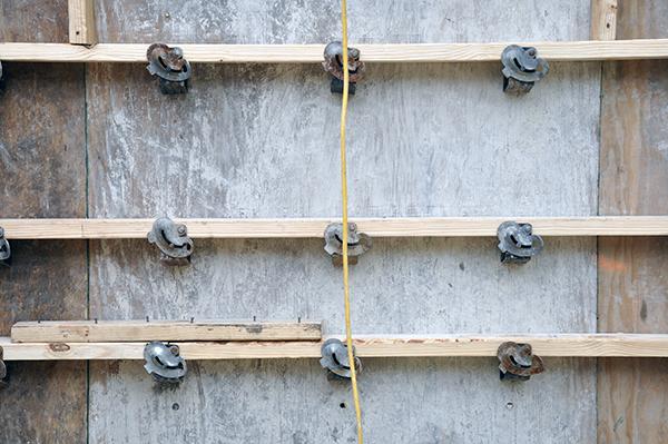 concrete formwork brackets