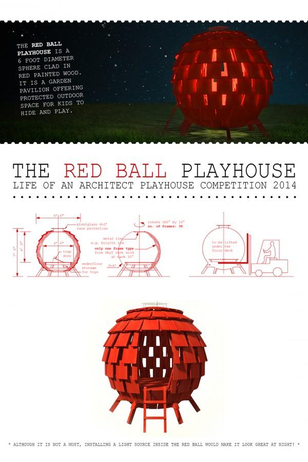 Levente Skulteti: The Redball