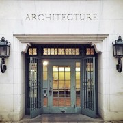 UTSOA Architecture Building Entrance
