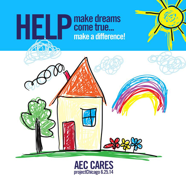 AEC Cares project Chicago