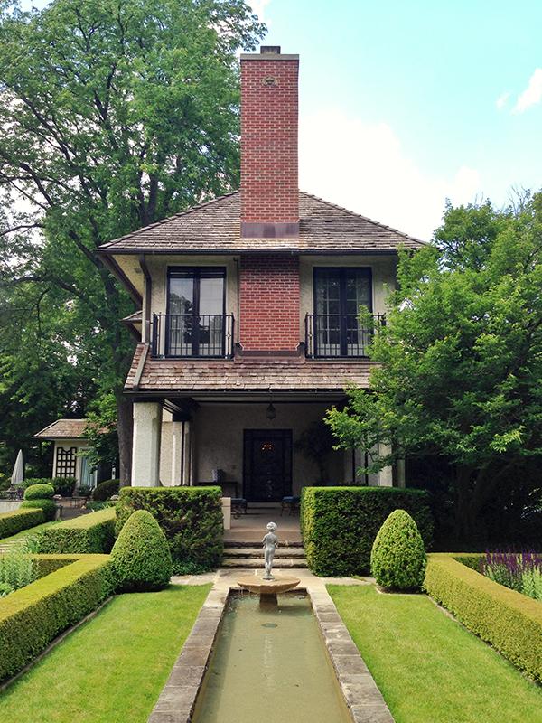 Howard van Doren Shaw House of the Four Winds