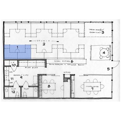 MMBA office plan