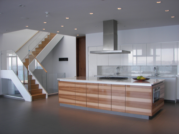 Kitchen Island - Vasi Ypsilantis