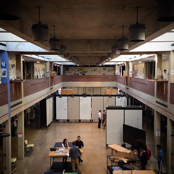 University of Maryland School of Architecture open studio 01