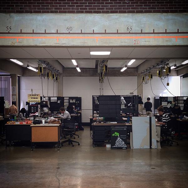 University of Maryland School of Architecture studio 01