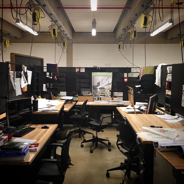 University of Maryland School of Architecture studio 02