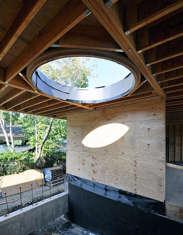 oculus framing from below