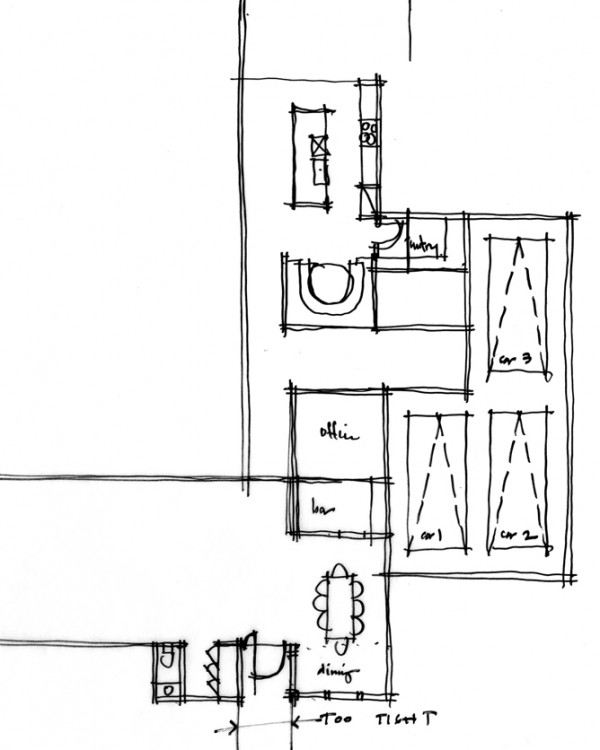 Bob Borson - Schematic Design 05