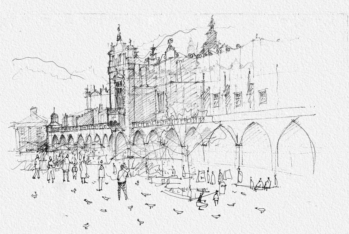 Khang Nguyen - Finalist Professional Travel Sketch