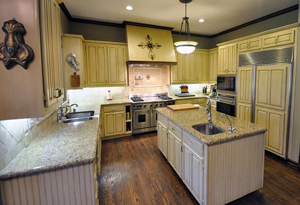 Chef Richard Chamberlain's Home Kitchen