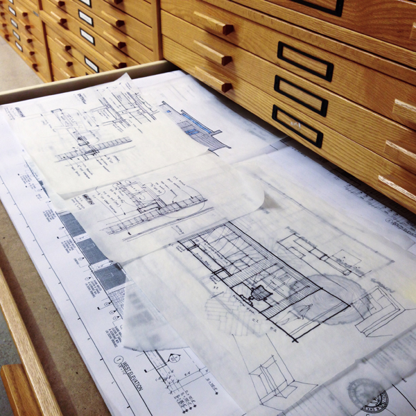 Architectural Sketches - Keep Or Throw Away