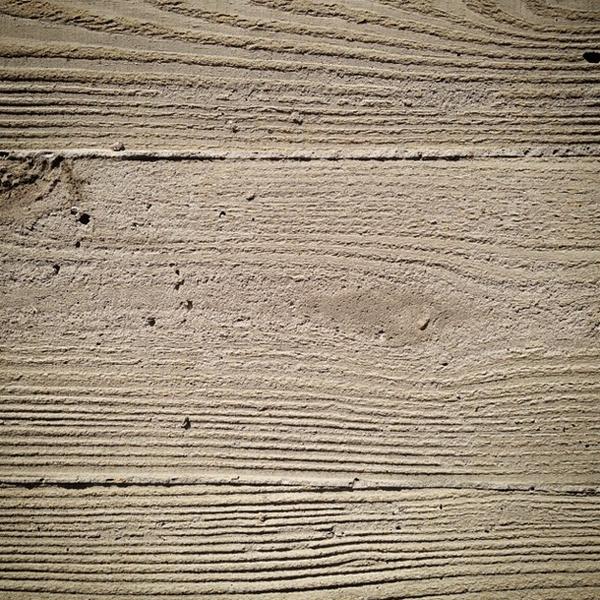 Board Formed Concrete - by Bob Borson