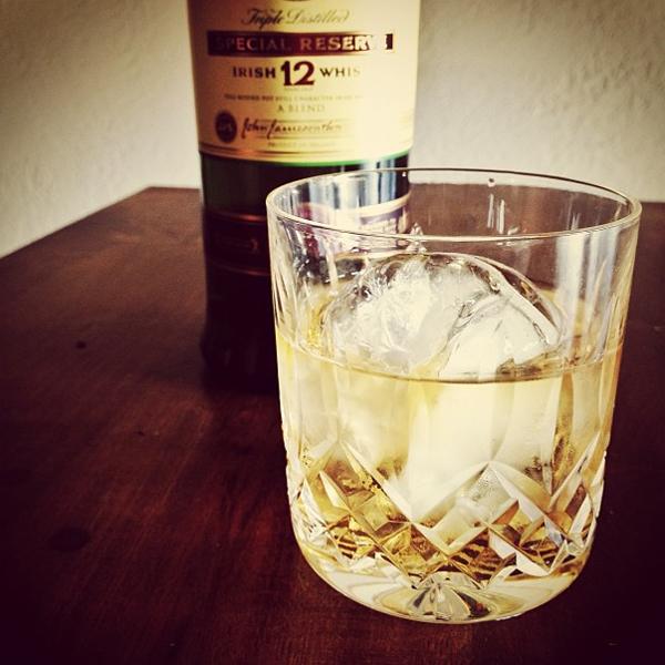 Bob Borson Jameson whiskey