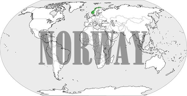 Architectural Bucket List - Norway