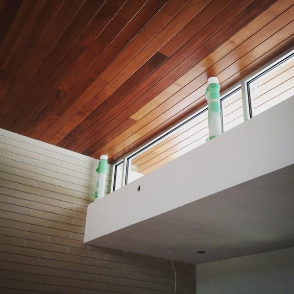 House Modern Light Shelf