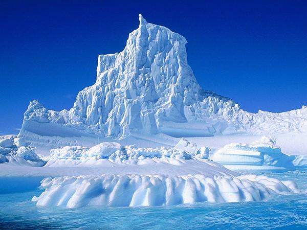 Antarctica by Alicia Hall