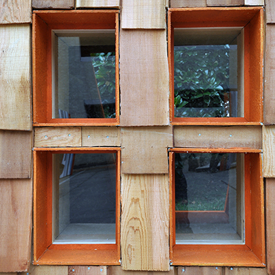 The Reading Room playhouse by Tyler Murph