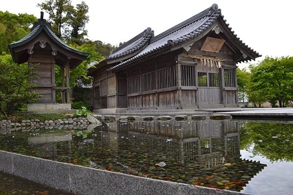 Tenmangu Shrine Japan