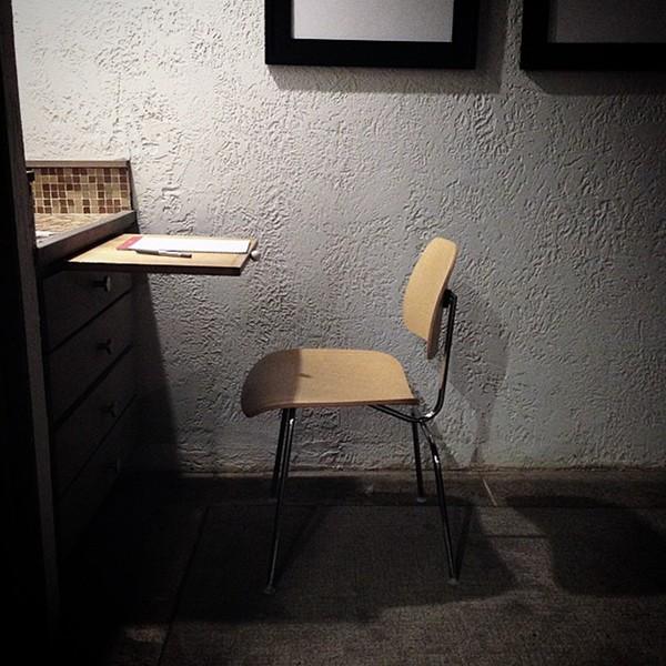Bob Borson - Work Desk at home