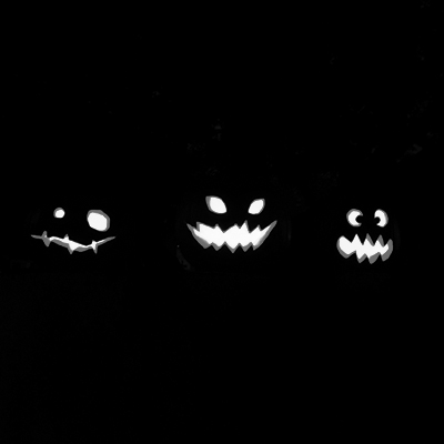 Halloween Pumpkins by Bob Borson