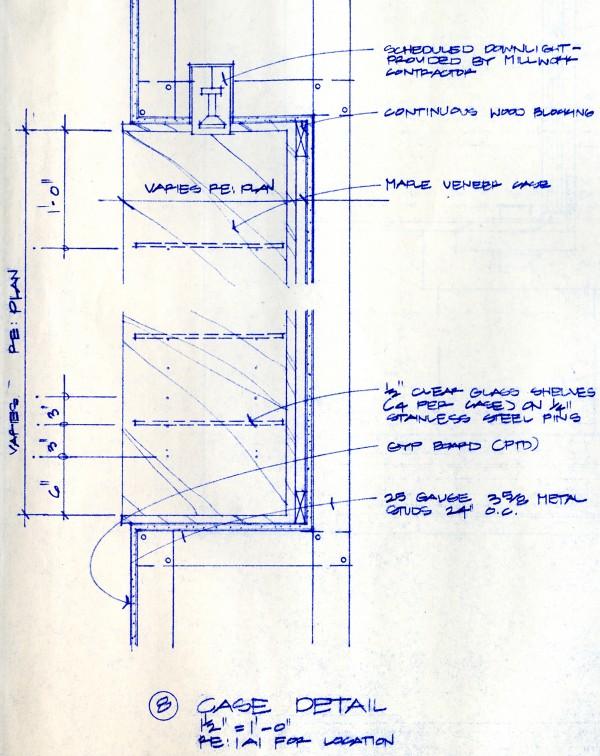 Bob Borson - Occhiali Case Detail