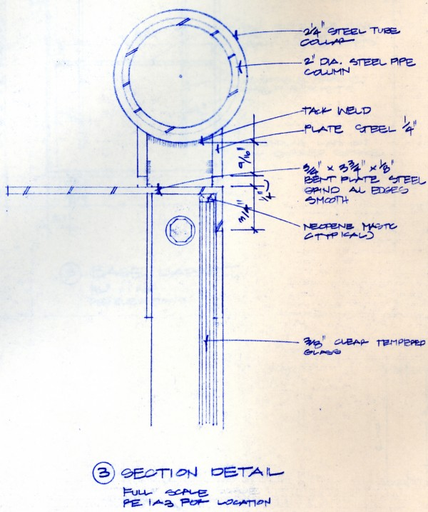 Bob Borson - Occhiali Steel Case Section