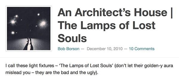 Bob Borson - The Lamp of Lost Souls