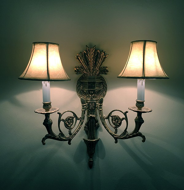 Bad wall sconces