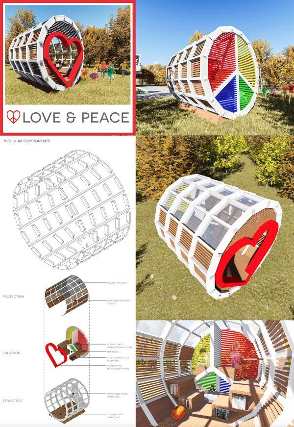 Mashrur Dewan - Love and Peace