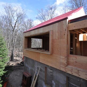 Cabin Site Visit