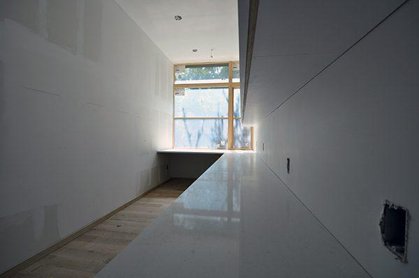 Floating shelves strip light