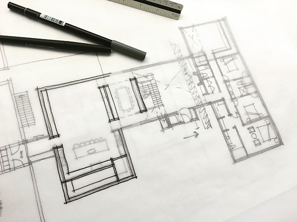 Elevation Plan Meaning : Designing elevations life of an architect