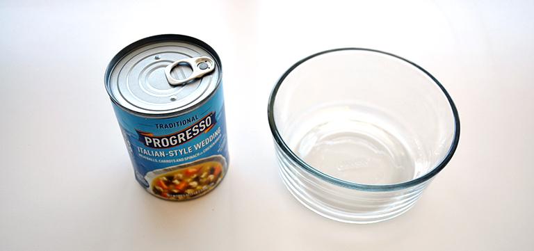 Emergency Lunch food