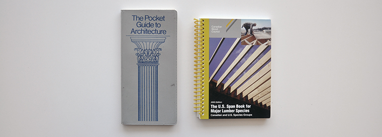 architectural reference manuals