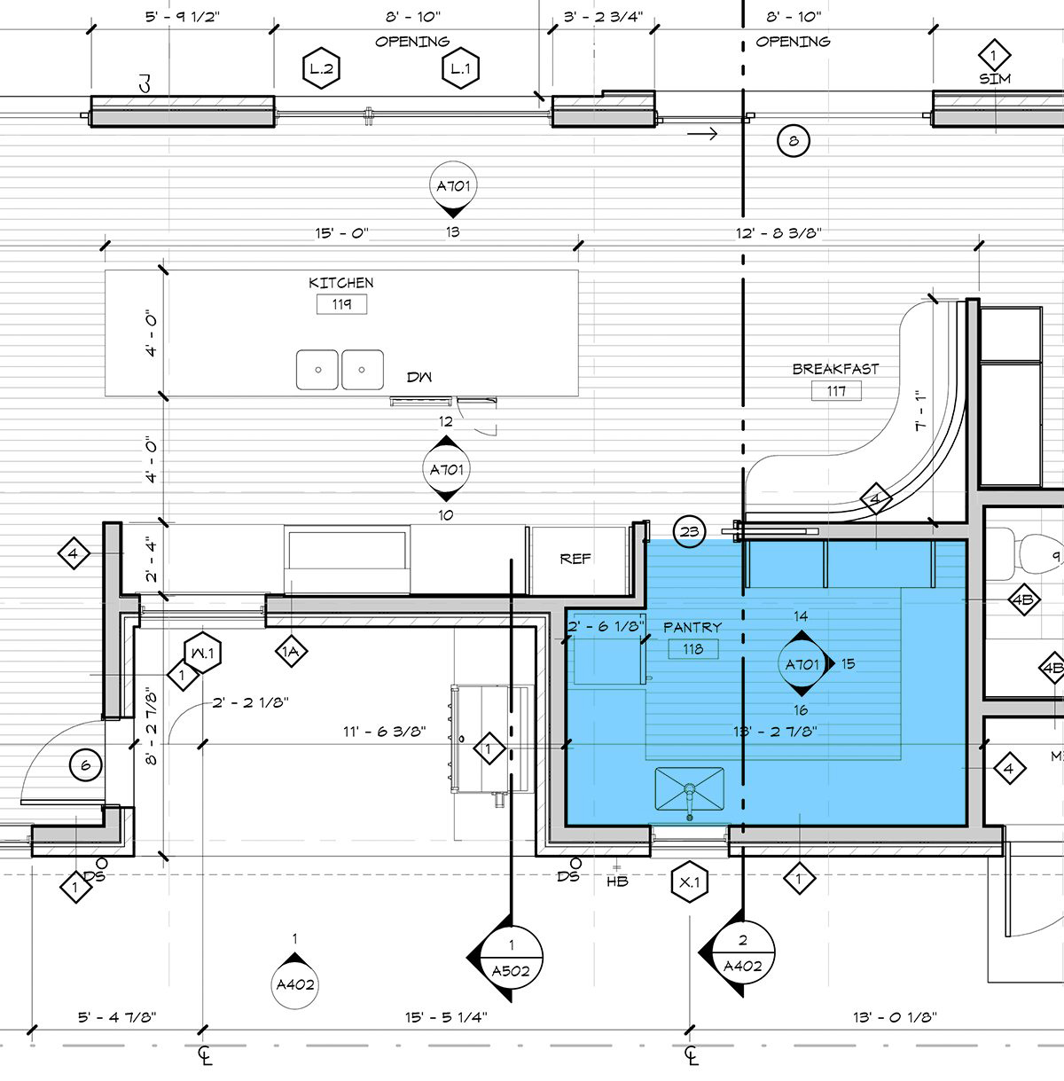 Kitchen Pantry Design 9   Life of an Architect